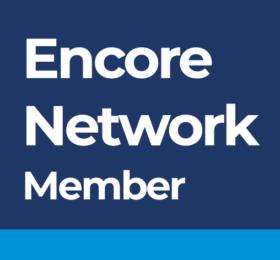 encore network member logo